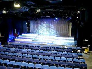 NMB48劇場客席